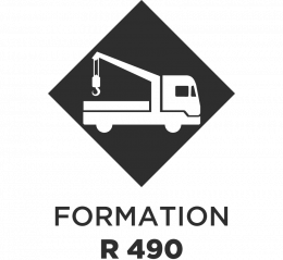 Formation R 490